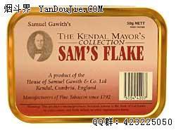 Sam's Flake (Kendal Mayor's Collection)