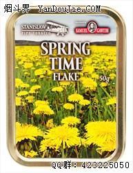 Spring Time Flake (Four Seasons)