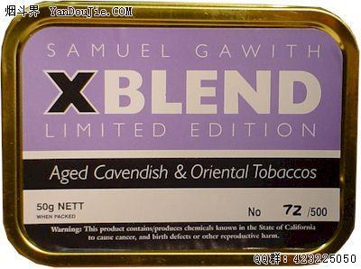 X Blend Limited Edition