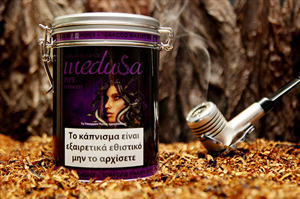 ΜEXICAN SUN(semi vanilla)(Medusa)烟斗丝