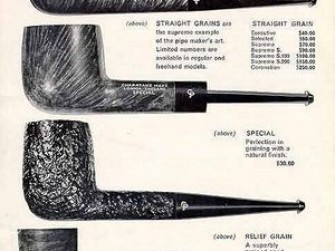 Charatan往事旧忆及年代标志:女斗客与Charatan烟斗的故事