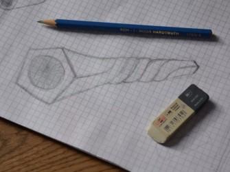 手工制作石头烟斗详细视频教程
