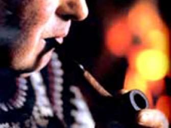 烟斗的点火