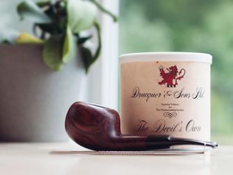 红狮子烟斗丝Drucquer & Sons烟斗丝历史