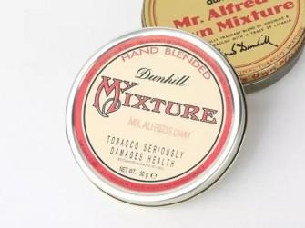90年代Dunhill总店手调版阿弗雷德先生的私房调配Mr. Alfred's Own