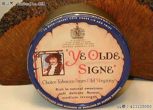 Ye Olde Signe