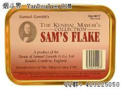 Sam's Flake (Kendal Mayor's Collection)