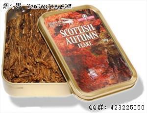 Scottish Autumn Flake (Four Seasons)