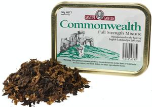Commonwealth Mixture烟斗丝