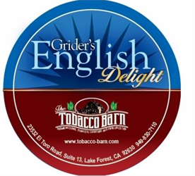 Griders English Delight烟斗丝