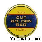 Cut Golden Bar Flake烟斗丝
