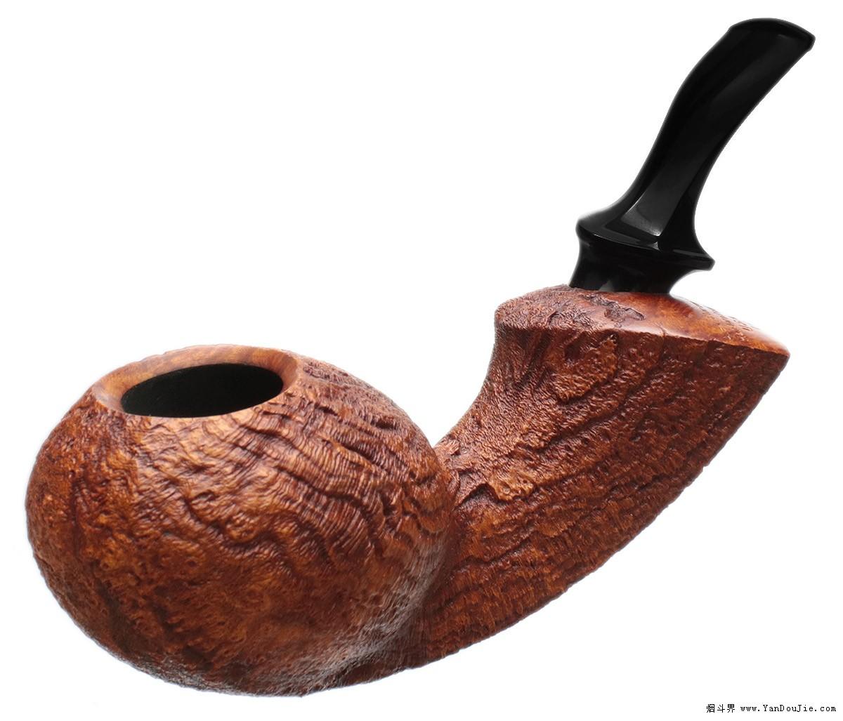 Alex Florov: 喷砂河豚鱼烟斗图