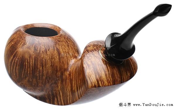 Alex Florov: 光面野樱桃烟斗图
